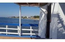 La nostra palafitta sul mare