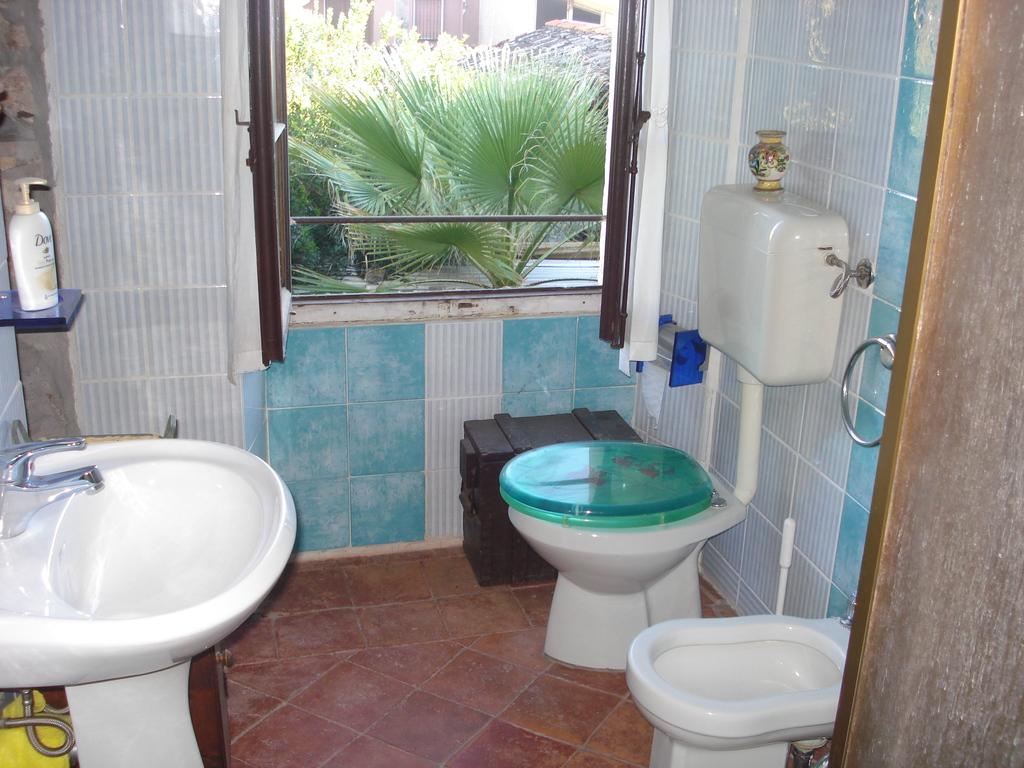 bagno piano superiore con doccia