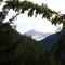 Zebru' mountain in the Stelvio National Park