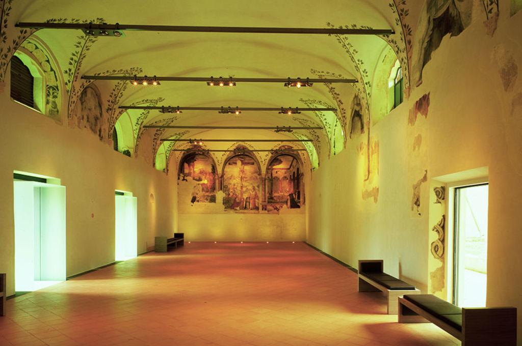 Forlì, Musei di San Domenico, raggiungibili in 10 min in auto o con mezzi pubblici