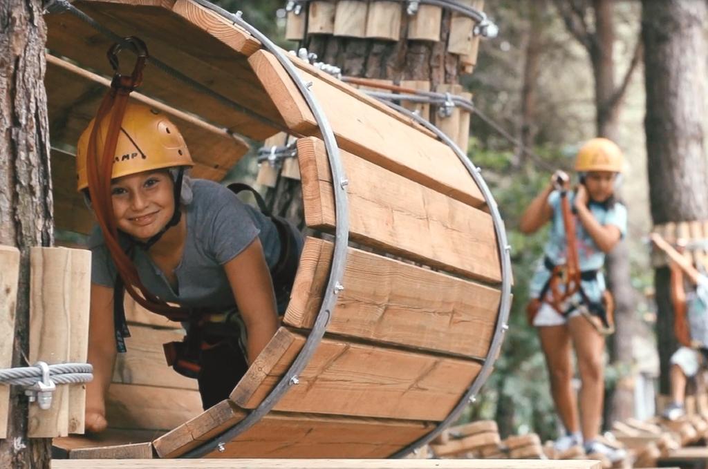 CerviAvventura nel Parco Naturale di Cervia (RA), in auto raggiungibile in 29 min