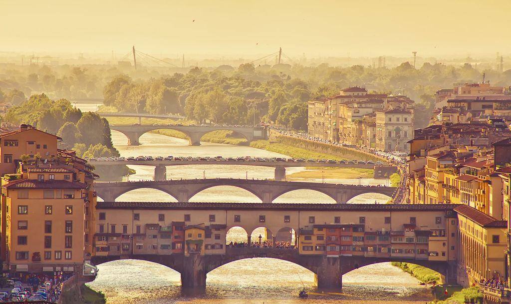 Firenze, in auto/treno raggiungibile in 2 ore