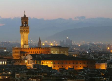 Firenze di notte - Florence by night