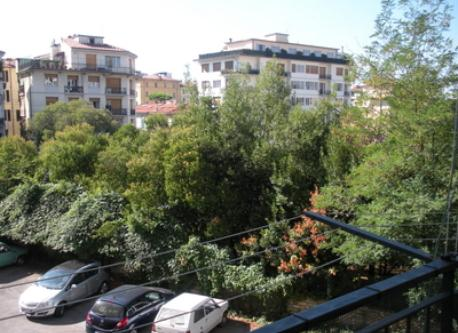 Paesaggio dal balcone - View from the balcony