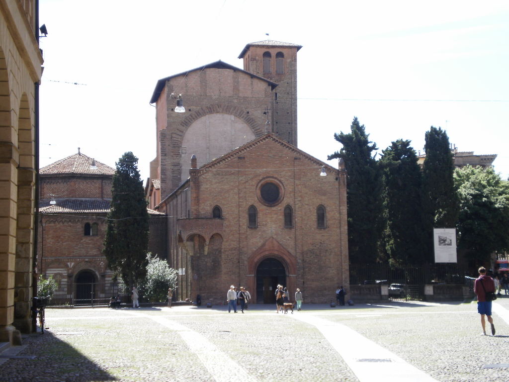 Piazza S. stefano