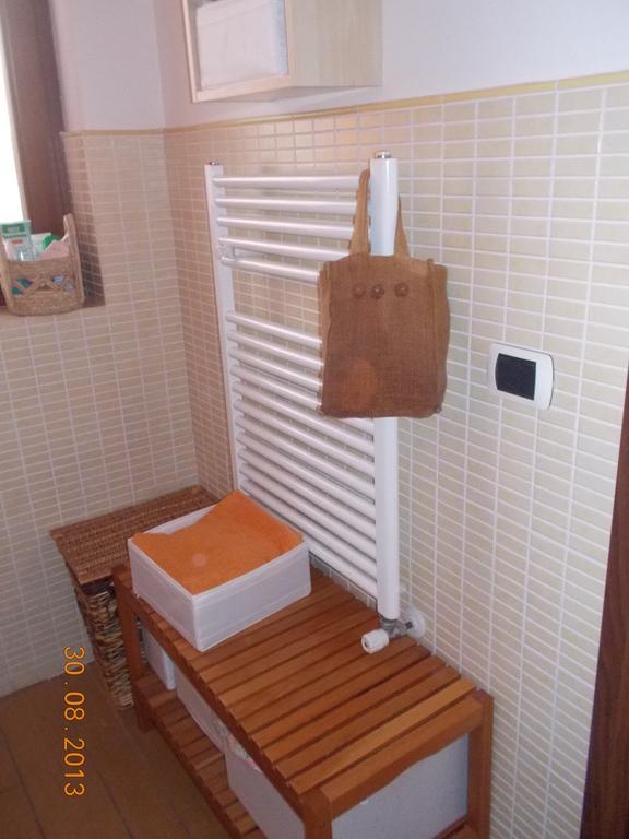 little bathroom in the main bedroom