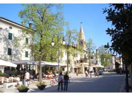 Grado historical center