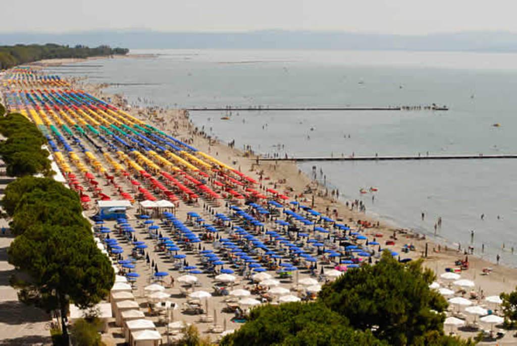 Grado beach