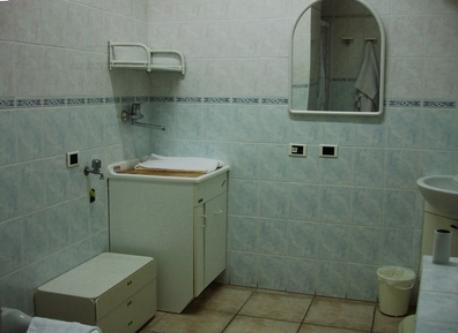 Il secondo bagno