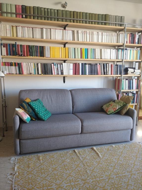 closed sofa bed