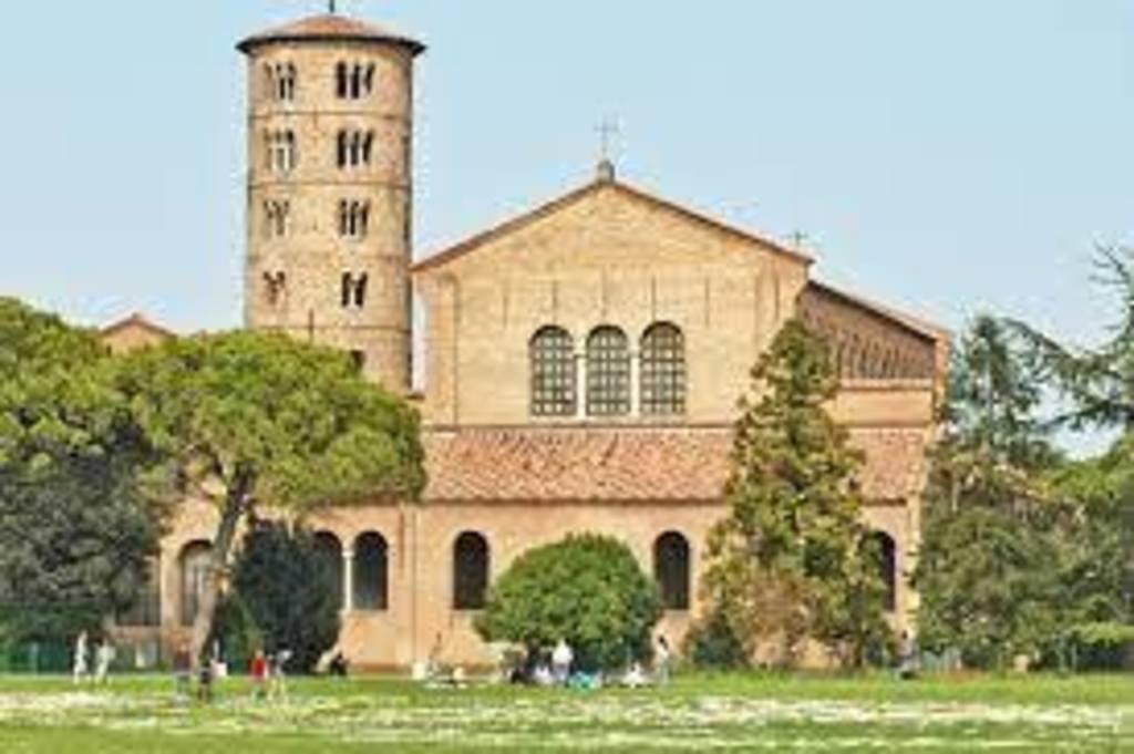 roman basilica of Classe