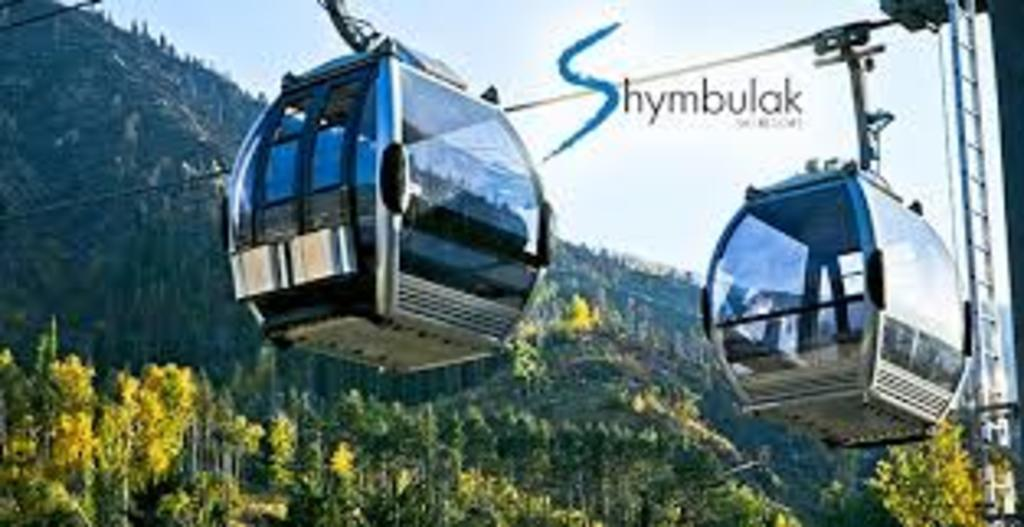Ski resort SHYMBULAK
