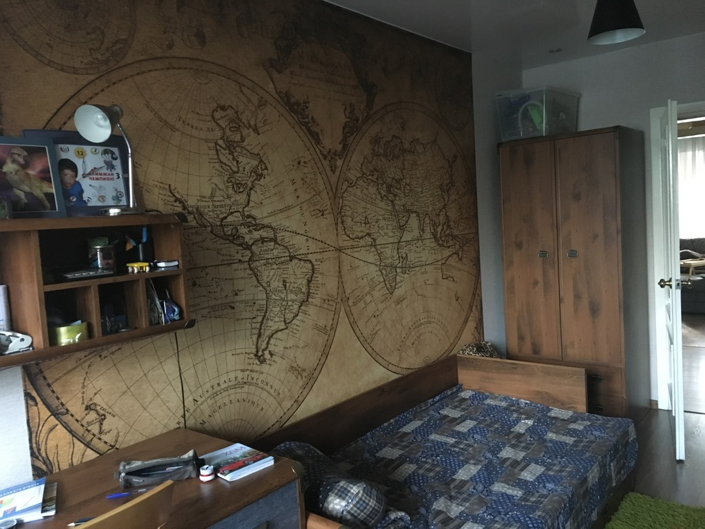 2-nd bedroom (apartment)