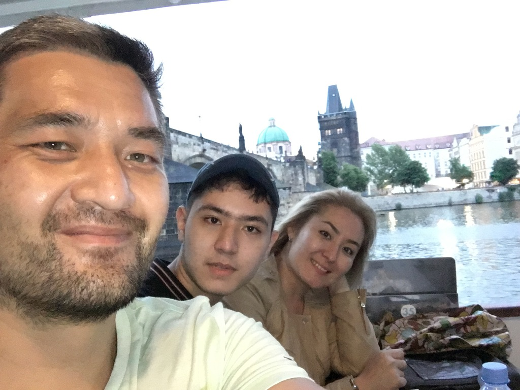 Our first homeexchange with Prague