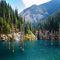 Kolsai Lake (275 km from Almaty)