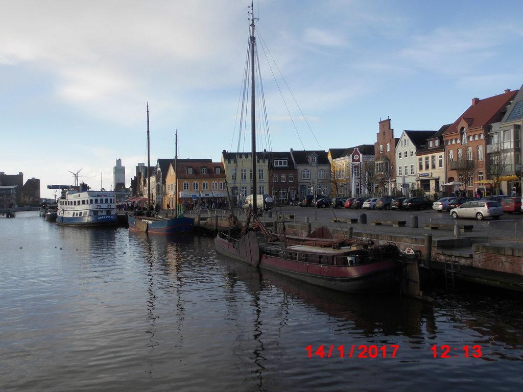 The inner harbour