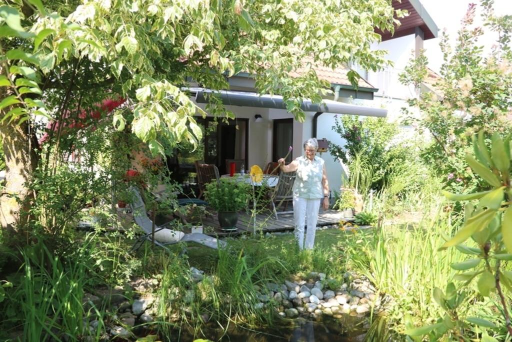Gartenidylle Sommer