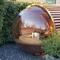 Garden sauna