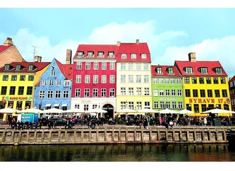 Nyhavn - New Habour