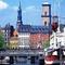 Der historische Stadtkern, 10 Gehminutten von uns