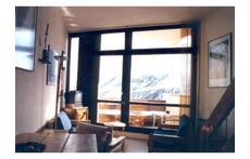Appartement à la montagne, dans les Alpes du Nord, vue panoramique, très agréable été comme hiver