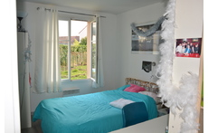Double bed room en-suite, ground floor