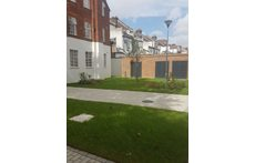 Shared courtyard and access to all apartments