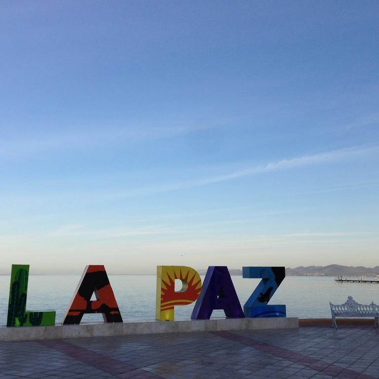 Welcome to La Paz, Baja California Sur Mexico!