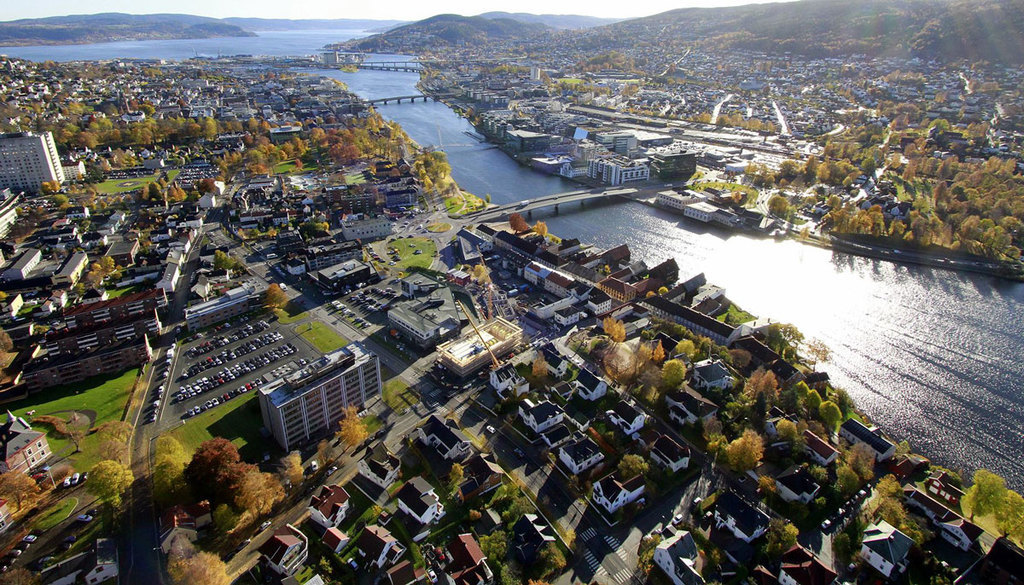 Urban live or nature? Drammen has both!