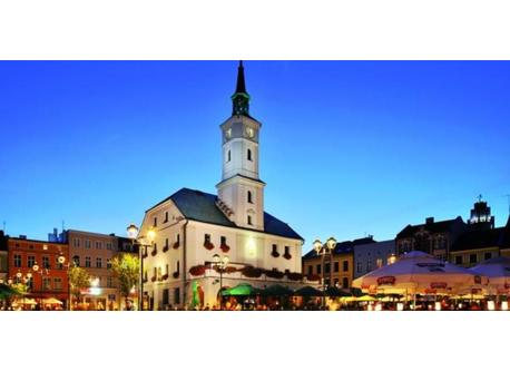 town hall Gliwice