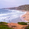 Mafra West Coast (Ericeira Beach), Atlantic Ocean, Portugal
