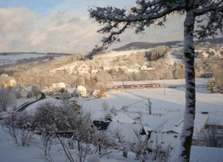 Wilwerwiltz in wintertime