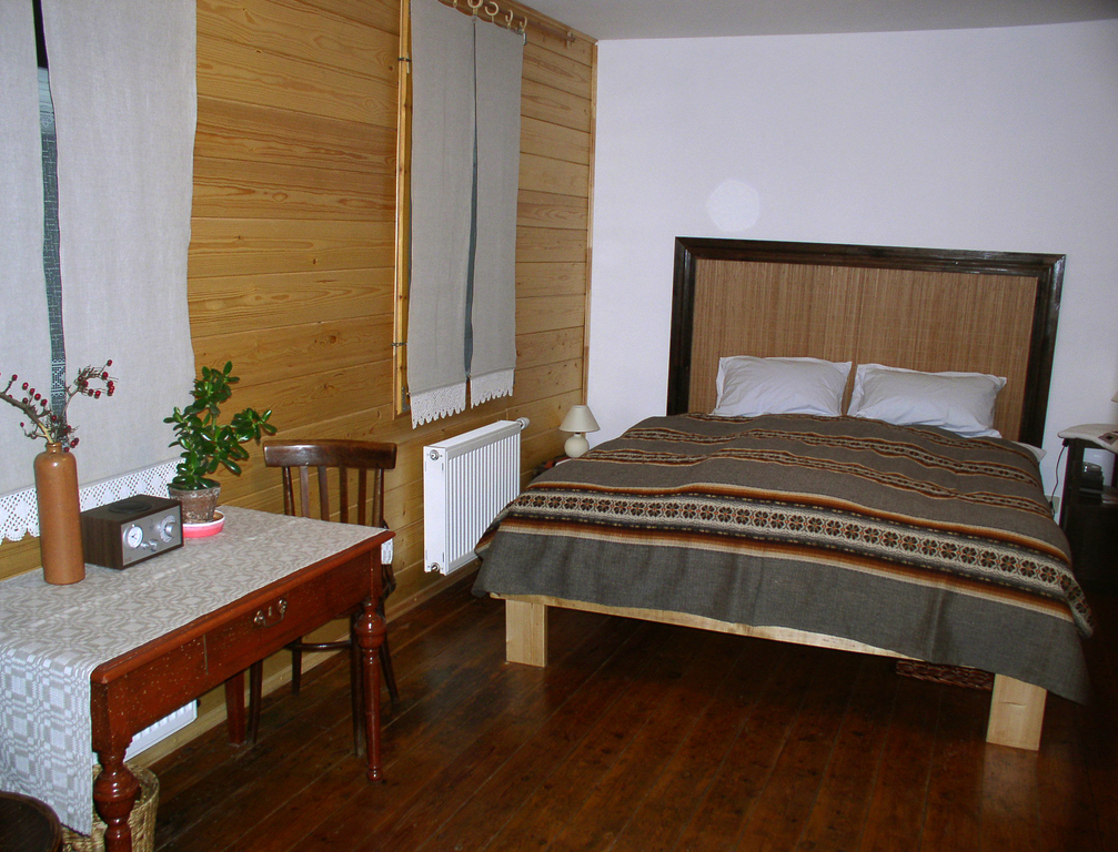 Bedroom in the holiday house