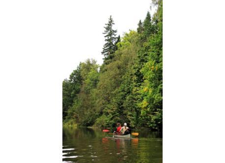 Boat trip near Liepaja