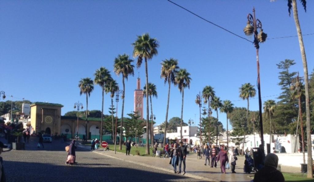 La ville la plus excitante ,la plus cosmopolite et  la plus tolérante du Maroc: telle nous est apparue Tanger.