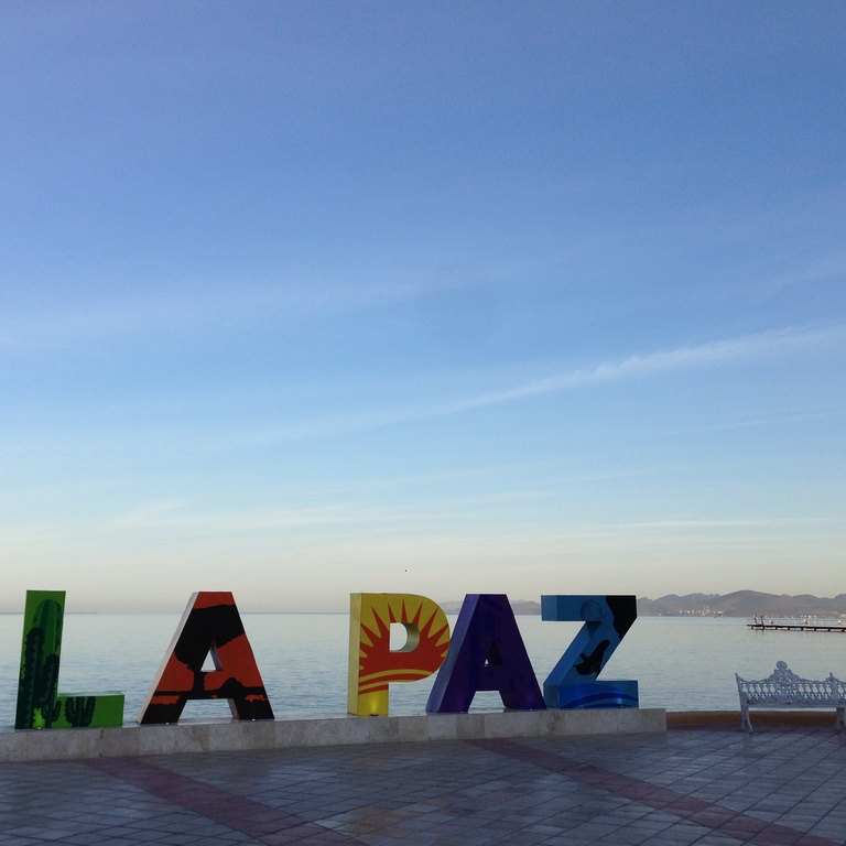 Welcome to La Paz!