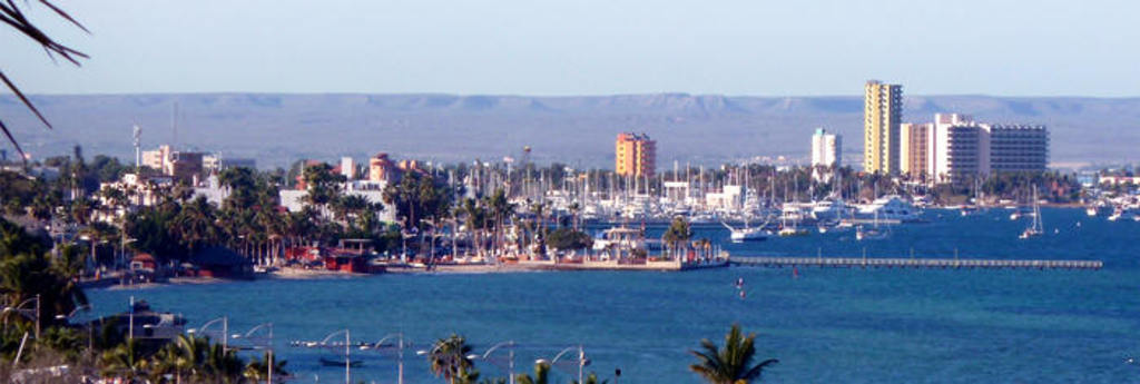 La Paz Bay, City of Peace...
