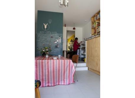 Garden Room + Pantry Kitchen