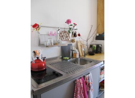 Garden Room + Pantry Kitchen Detail