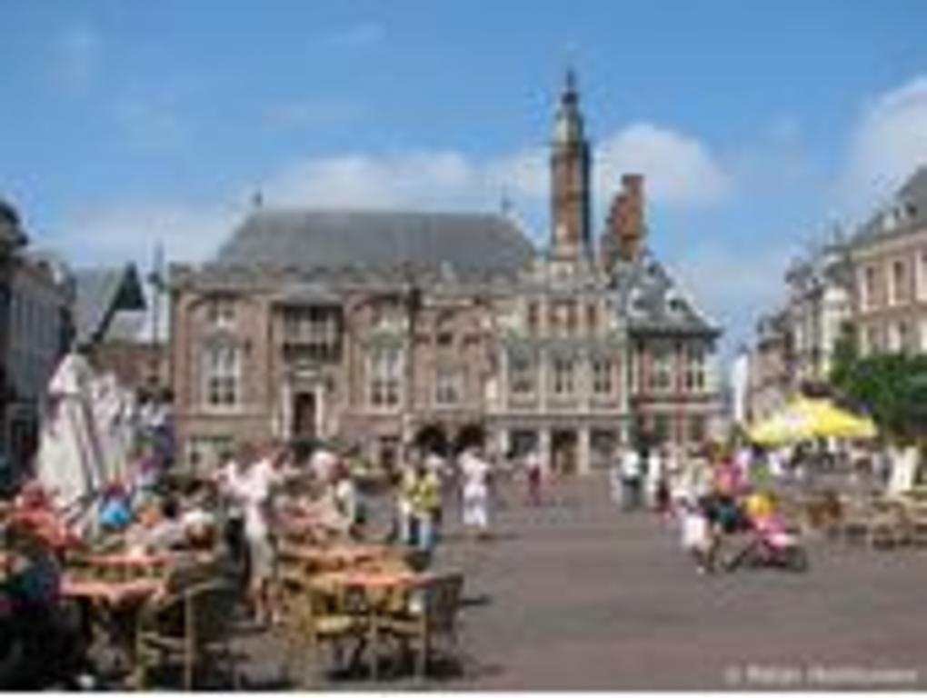 Cityhall of Haarlem.