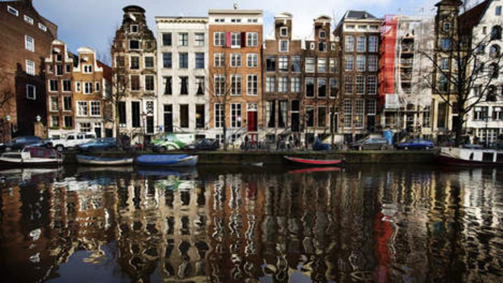 Amsterdam! :-)