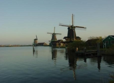 Zaanse schans 15 minutes by car
