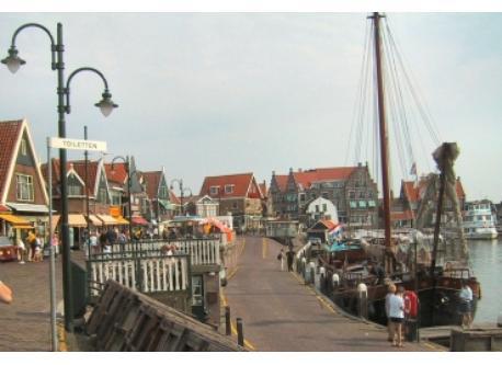 Volendam 20 minutes by car.