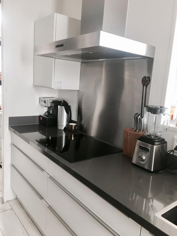 Brand new kitchen, 2nd floor