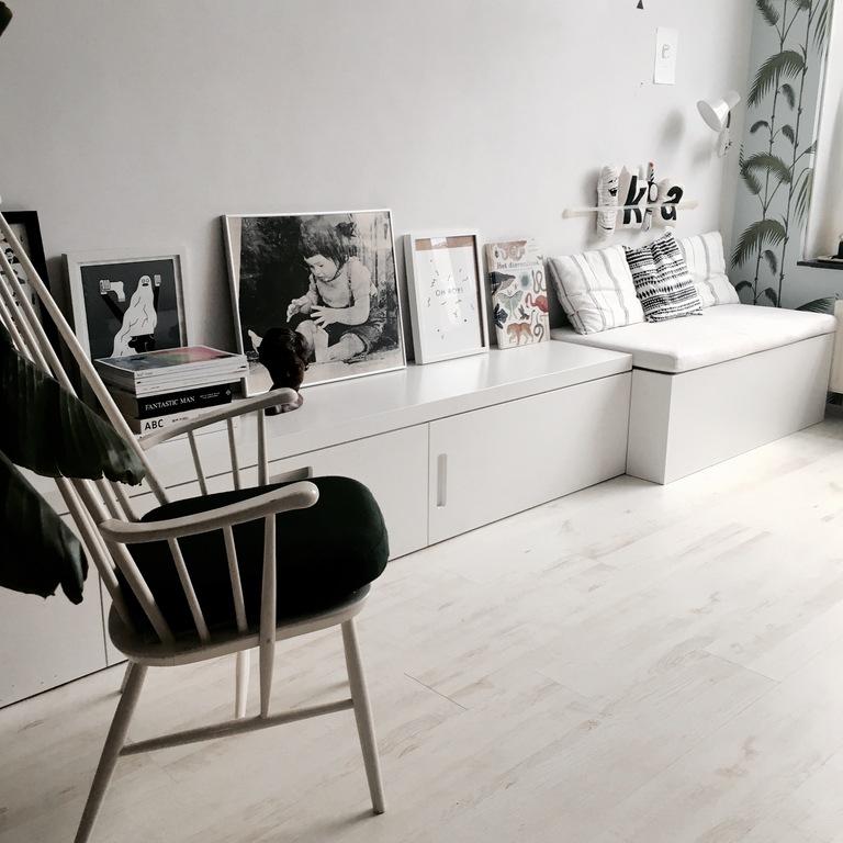 light livingroom 2nd floor