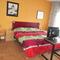 master bedroom 4.10 x 4.10 m