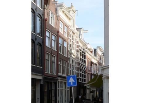 "Hartenstraat, the heart of the ""Nine Streets"" district"