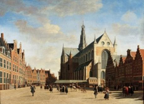 Haarlem in 17th century