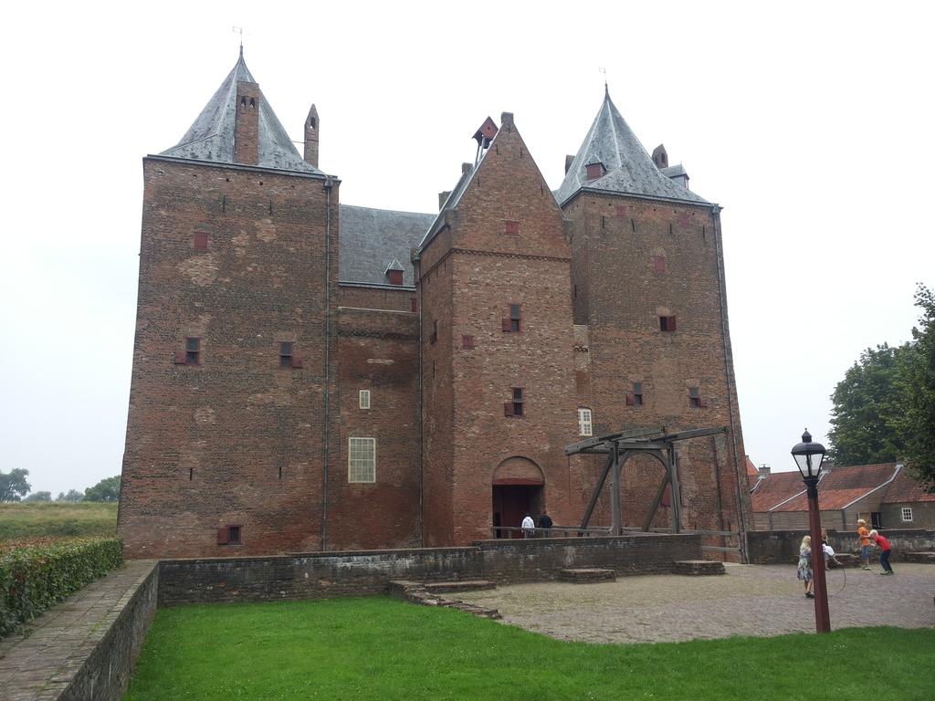 Loevestein castle