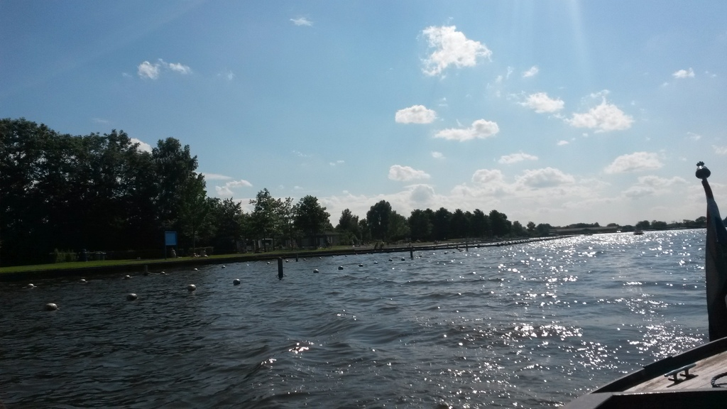 De Strook swimming